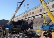 Демонтаж конструкций из металла в Копейске